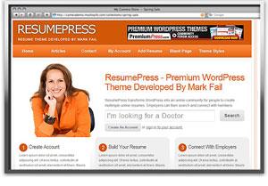 theme-resumepress