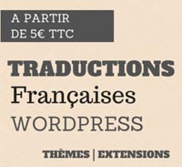 traductions thèmes wordpress